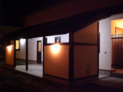 G邸新築住宅の完成の様子写真8