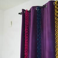 インテリアになるカーテン