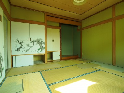 before:和室