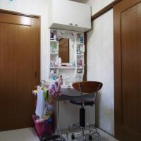 before洗面化粧台